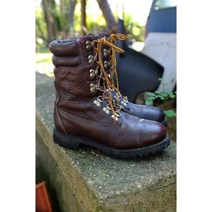 Timberland 40 Below Super Boot Brown Leather NICE